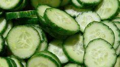 The multi-talented cucumber