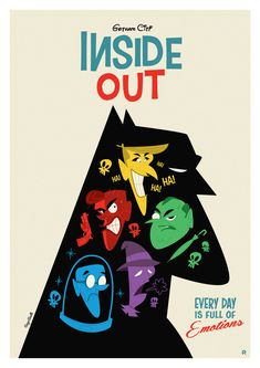 Inside Out on Behance