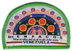 1er. ENPACO. Maracaibo Julio de 2010. Pieza tejida.