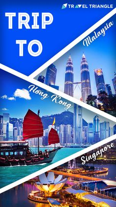 Singapore Malaysia Hong Kong Tour Package - Choose from a variety of Singapore Malaysia Hong Kong tour packages offered by TravelTriangle, and enjoy your tropical holiday to the fullest. Ads Creative, Creative Advertising, Advertising Design, Holiday In Singapore, Singapore Travel, Travel Tours, Travel Guide, 10 Week No Gym Workout, Travel Brochure Design