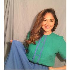 Vintage Blue - Green , Spring/Summer Dress Blue- Green Vintage Midi . Perfect for Spring and Summer Vintage Dresses Midi
