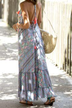 """Mint dress"" : Alice rises up Boho Fashion Indie, Boho Fashion Winter, Boho Beach Style, Bo Ho, Mint Dress, Unique Outfits, Fashion Outfits, Sewing, Dresses"