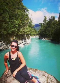 """See 41 photos and 2 tips from 354 visitors to Hokitika Gorge. """"A truly remarkable sight--the turquoise water! Turquoise Water, New Zealand, One Piece, How To Wear"""