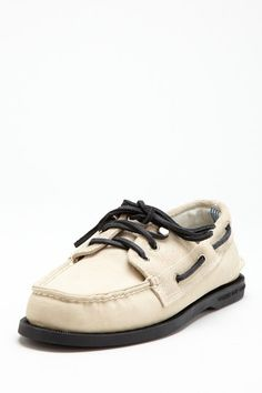 Sperry Top-Sider Men Band of Outsiders for Sperry 3 Eye Boat Shoe