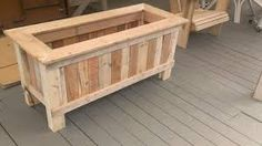 Image result for making planters from pallets