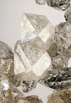 Quartz Herkimer Diamond from Ace of Diamonds Mine .. Middleville, New York, USA