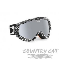 cb791b513f8e Spy Optic Targa III Snow Goggles - Comp Frame - Blue w  Silver Mirror Lens