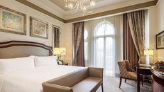 Waldorf Astoria Jerusalem, Israel - King Superior Room