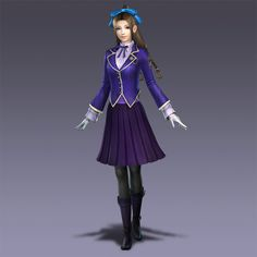 Dynasty Warriors 6, Warriors Orochi 4, Liu Bei, Dress Codes, Daughter, Outfits, Manga, Style, Fashion