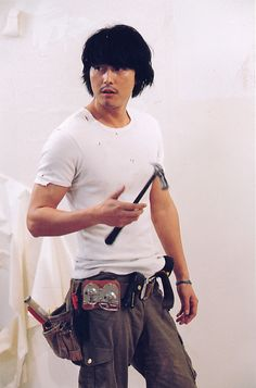 Jung Woo Sung - A Moment to Remember Asian Celebrities, Asian Actors, Korean Actors, Korean Star, Korean Men, A Moment To Remember, In This Moment, Jung Woo Sung, Best Actor