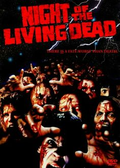 Night Of The Living Dead Horror Movie Zombies Remake