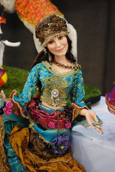 DSC_1177 by Material Girls Cloth Doll Club, via Flickr
