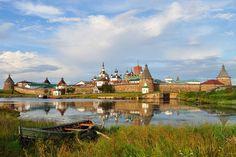 Solovetsky Monastery - Wikipedia