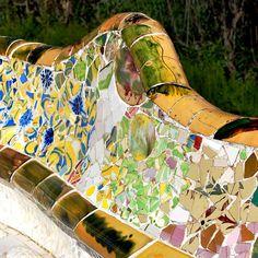 08 Parque Güell La Plaza 05 13167 | by javier1949