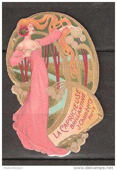 Verkoper Markcollection / Andere Verzamelingen > Parfum & cosmetica > Etiketten - Delcampe.net