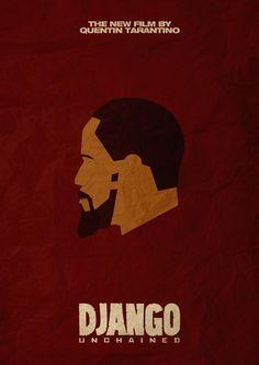 Django Unchained Alternative Movie Posters