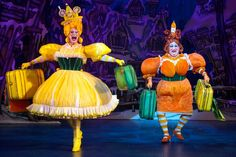 cinderella ugly sister panto costumes - Google Search