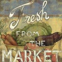 From The Market IV Fine Art Print