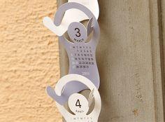 Ame Design - amenidades do Design . blog: Mais calendários criativos