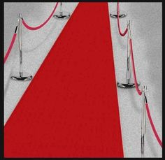 Hollywood - Red Carpet Runner for $8.50 in Hollywood - Theme Parties - Theme & Event Parties