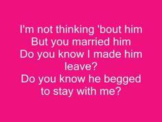 Toni Braxton - He Wasn't Man Enough For Me (lyrics) Girl Power Songs, Heartbreak Hotel, Do You Know Me, Toni Braxton, Me Too Lyrics, Music Heals, Whitney Houston, If I Stay, Speak The Truth