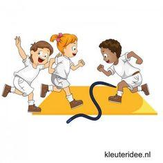 Gymles voor kleuters, eenvoudige judoles 4, kleuteridee.nl