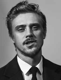 The handsome Kentucky-born actor does not take the easy steps or go slow on the corners when choosing and inhabiting his roles. And it might very well be Boyd Holbrook's interest in the damaged, desperate, dark, or downright skeevy that will make him the actor of his era.