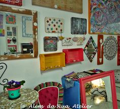 Além da Rua Atelier | Amo muito tudo isso!!! ♥ | Veronica Kraemer | Flickr