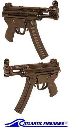 Tactical MP5 Style K Pistol from Atlantic Firearms