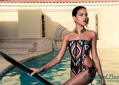 African Prints in Fashion: The swimwear hunt