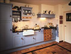 Oud Hollandse Keuken Old Dutch Kitchen
