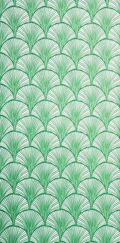 Green ginko biloba wallpaper