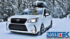 Subaru Forester RalliTEK