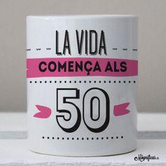 www.mugnificas.es Tasses originals per regalar. Frases amb disseny.