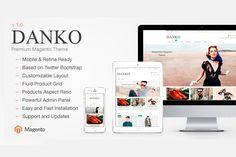 Danko - Multipurpose Magento Theme by Owl-Themes on @creativework247