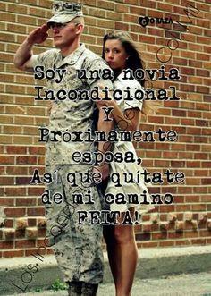 Militar Enamorado Con Frases