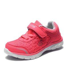 e9e4f2368e0e Coral Lace-Up Sneakers - Kids Coral Lace