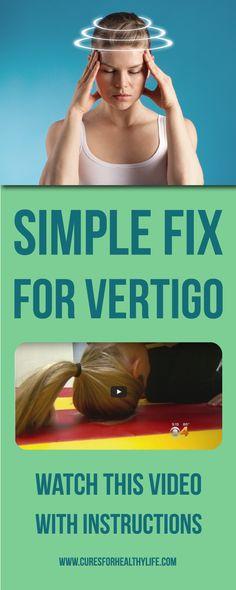 how to fix vertigo video