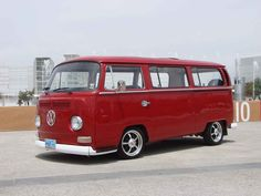 Volkswagen Combi 1969