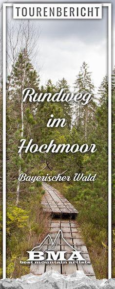 Rundtour durchs Hochmoor   Nationalpark Bayerischer Wald   GPS-Track