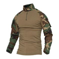Python Camouflage, Male T-shirts, Army Combat Tactical, Military Men Long Sleeve Item Type: TopsTops Type: TeesGender: MenSleeve Style: O sleeveSleeve Length( Male T Shirt, T Shirt Sport, Camouflage T Shirts, Camo Shirts, Uniform Shirts, Military Men, Military Fashion, Military Shirt, Tactical T Shirts