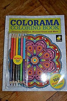 FollowShare The Colorama Coloring Book Is A That Was Created For Adults It