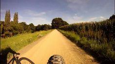Löhne - Bad Oeynhausen  - Naturroute - Virtual Cycling - Indoor Bike Tra...