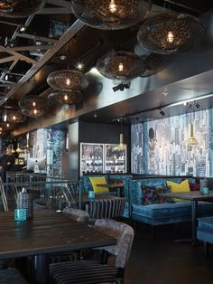 Restaurant Asia, designed by Metropolis arkitektur & design. Restaurant, Asia, Dining Table, Interior, Projects, Furniture, Design, Home Decor, Log Projects