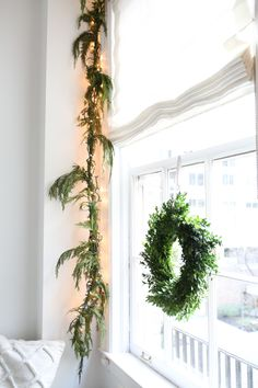 How to Hang Garland |