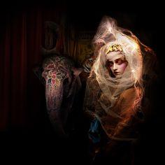 Circus Freak Bride