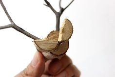 How to Make a Birch Wood Reindeer | eHow