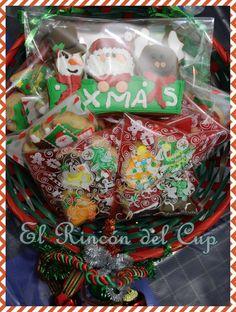 """Galletas Navidad """"El Rincón del Cup"""""""