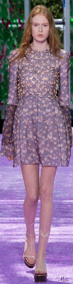 Fall 2015 Couture Christian Dior