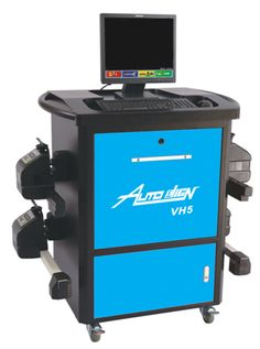 The AUTOALIGN Advanced Wheel Aligner is a professional model wheel aligner with Bluetooth Data Transmission and an 8 sensor CCD camera. Wheel Alignment Machine, Big Girl Toys, Girls Toys, Tool Shop, Clamp, Bike, Tools, Bluetooth, Edc